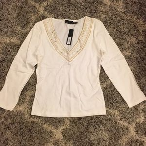 The Limited long sleeve shirt